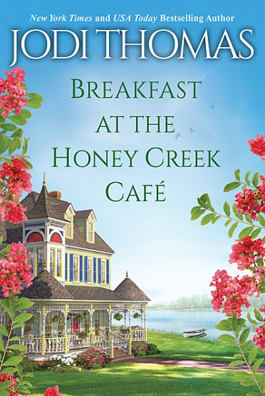 book cover for Breakfast at the Honey Creek Café