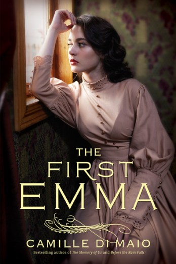 cover image for The First Emma