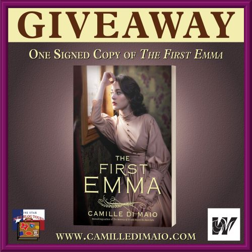 giveaway Image for The First Emma