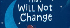 book cover image for list of things that will not change