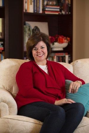 image of Kimberly Fish, author of Comfort Foods
