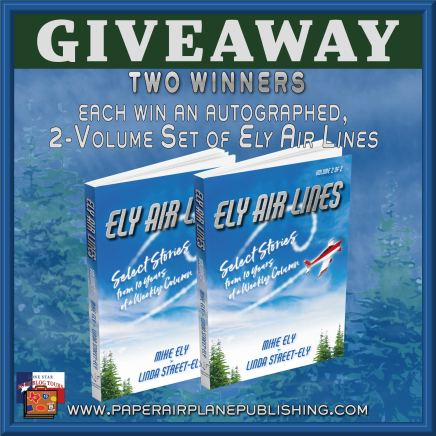 giveaway image for Ely Air Lines