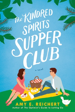 Book Review: The Kindred Spirits Supper Club by Amy E. Reichert