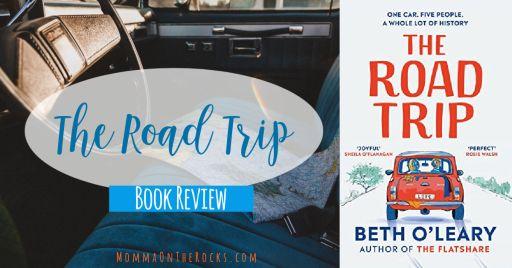 blog post banner for The Road Trip