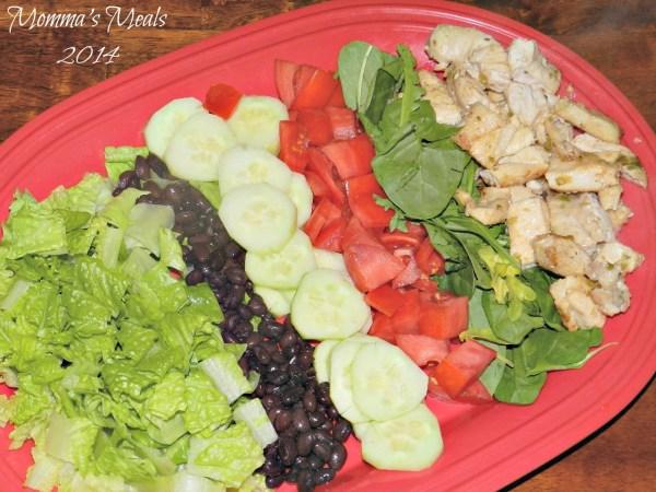 TexMex Chicken Salad Spread