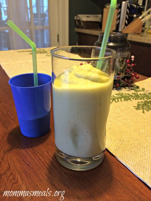 Christmas Smoothie 2