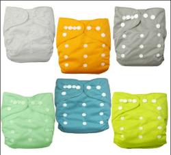 Cloth diapering basics - pcket diapers