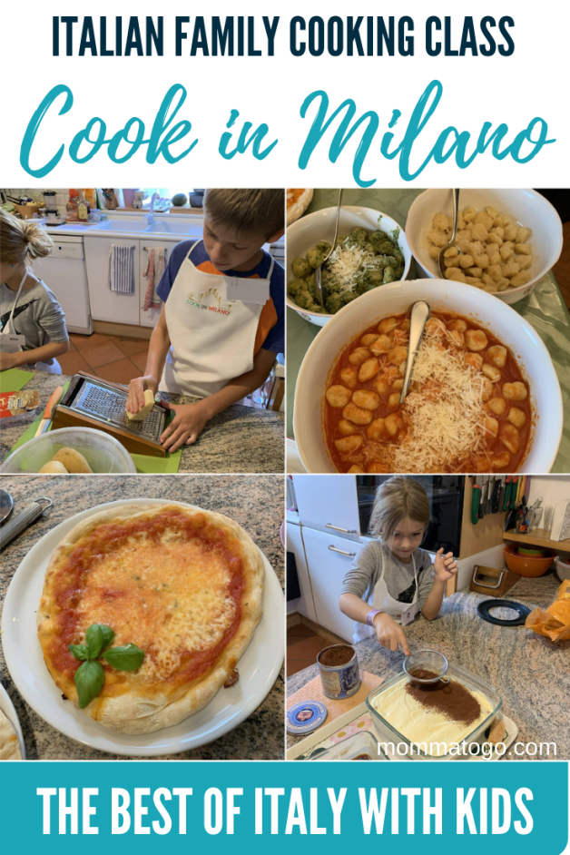 The Best Family Cooking Class In Milan Cook In Milano