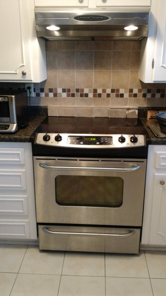 Actually liked this stove, sold it to another couple doing a remodel, too.