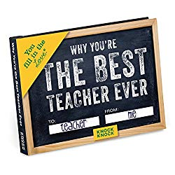 The Best Teacher Book- www.mommininapinch.com