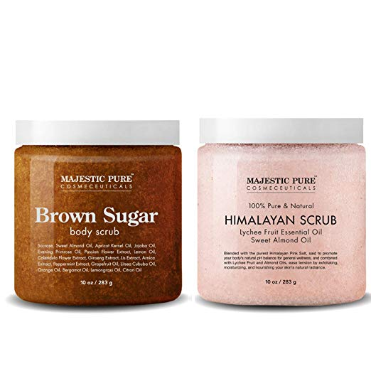 body scrubs- beauty products for moms http://www.mommininapinch.com/8-beauty-products-for-moms/