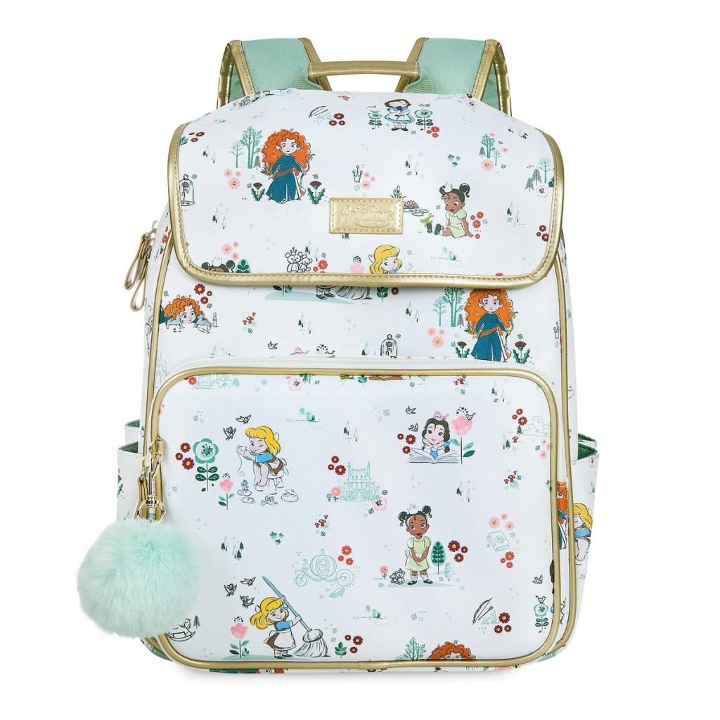 Disney Animators' Collection school backpack - www.mommininapinch.com