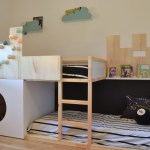 8 Ways To Customize Ikea Kura Bed Mommo Design