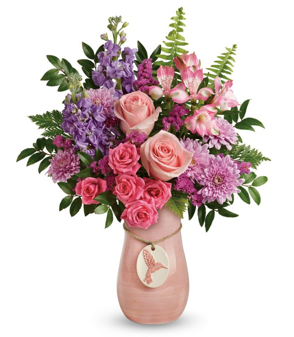 Love Makes A Mom Campaign For Mother's Day With Teleflora ...