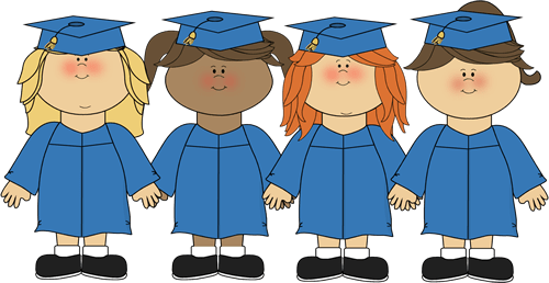 little girls kids graduating cap and gown