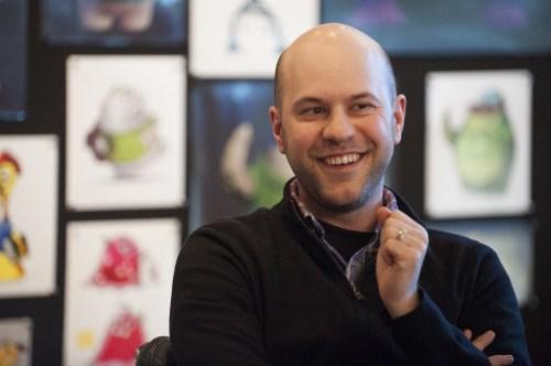 Dan Scanlon, Director, Disney Pixar Monsters University