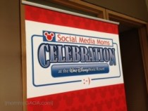 Disney Social Media Moms Conference Check in