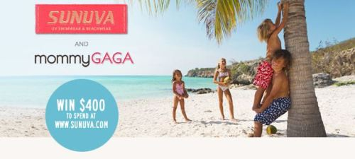sunuva mommygaga swim wear giveaway contest