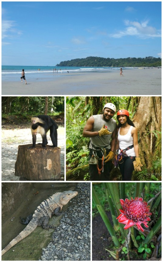 Family Travel Vacation in Manuel Antonio, Costa Rica