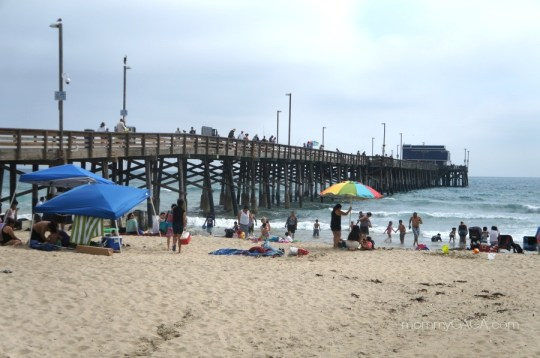 Newport Beach Pier, California
