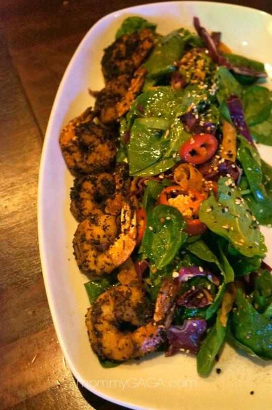 House of Blues Shrimp Salad