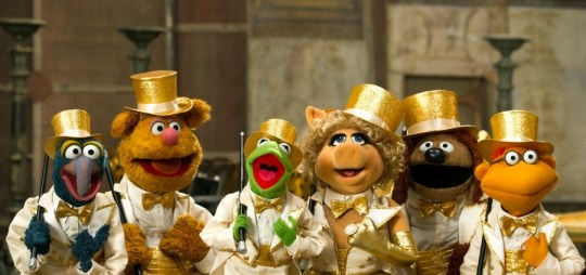 Muppets Most Wanted Movie Cast