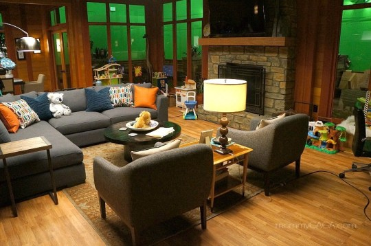 Grey's Anatomy Set, Living Room