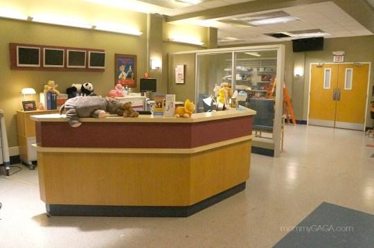 Grey's Anatomy set, Grey Sloan Memorial Hospital