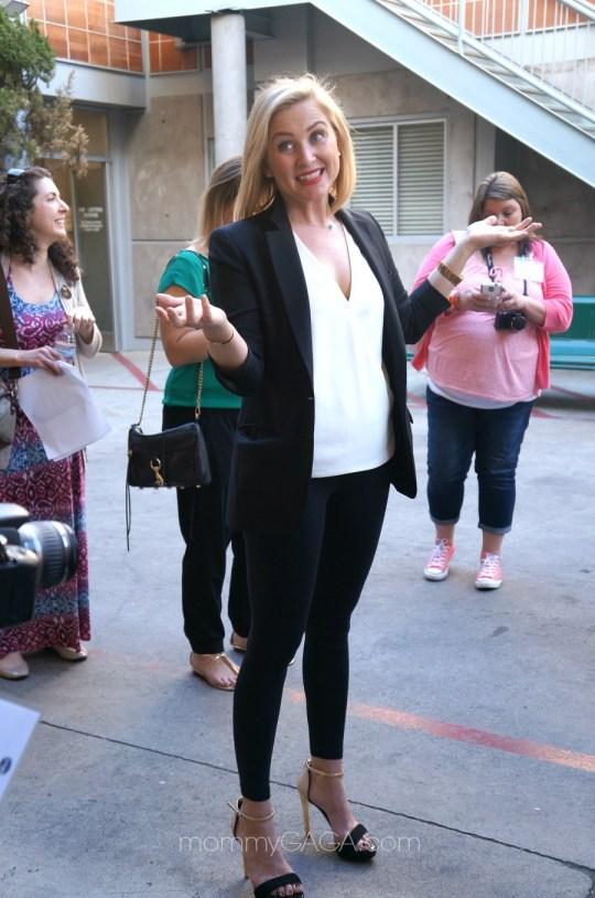 Jessica Capshaw, Grey's Anatomy Set