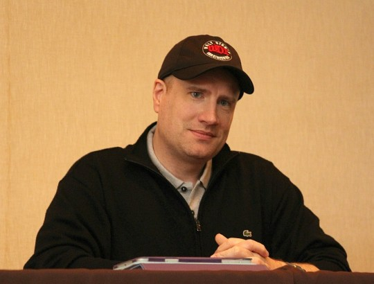 Kevin Feige, Marvel Studios President and Film Director, Captain America Winter Soldier Interview