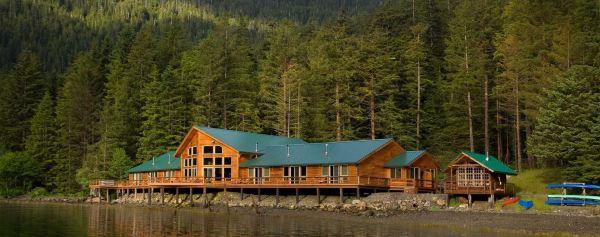 Steamboat Bay Fishing Club, Alaska