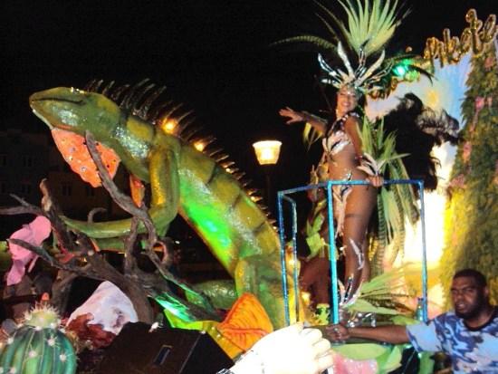 Curacao, Carnaval 2012