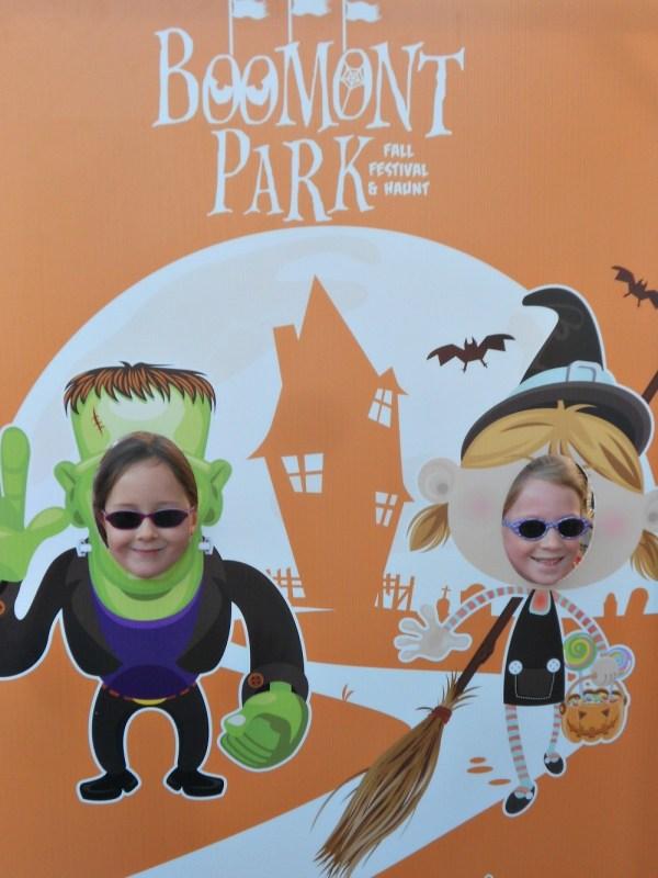 Boomont Park, Halloween festival at Belmont Park, San Diego