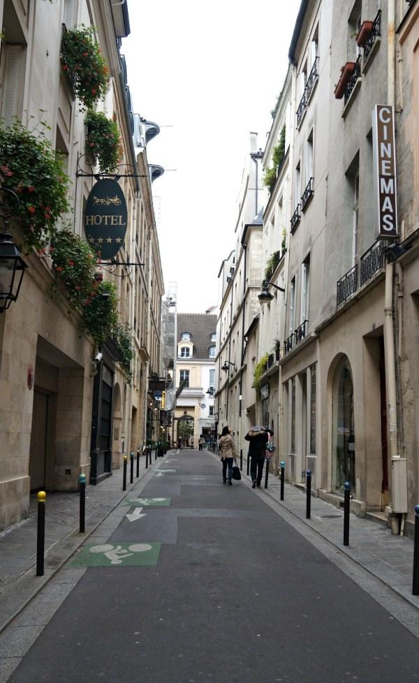 Rue Christine, 6th Arrondissement Paris, France