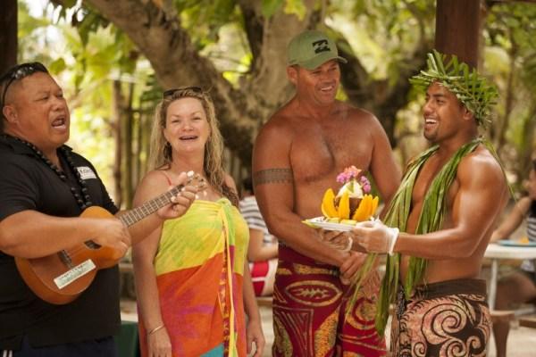 Koka Lagoon Cruises, an amazing Rarotonga travel experience