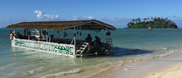 Rarotonga Cook Islands trip, Koka Lagoon Cruise in Muri