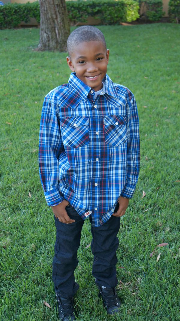 Back to School with Levi's Kids Clothing