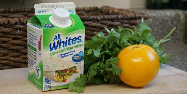Cooking with All Whites 100 percent Liquid Egg Whites