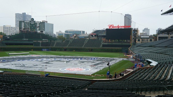 Inside Wrigley Field, Chicago Cubs