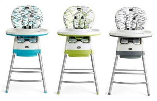 Chicco Stack 3-in-1 High Chairs