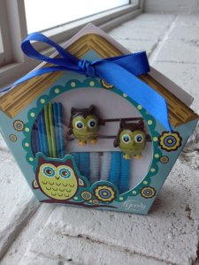 Goody Owl Gift Set