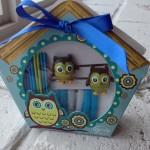 Goody Owl Gift Set