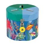 Mudpuppy Under the Sea Money Bank
