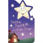 Twinkle Twinkle Little Star board book
