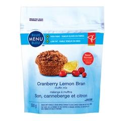 PC Blue Menu Cranberry Lemon Bran Muffin Mix