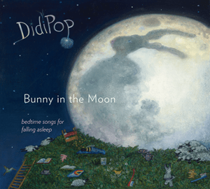 Bunny in the Moon CD by DidiPop