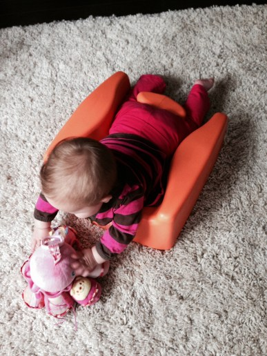 Tumzee tummy time mat