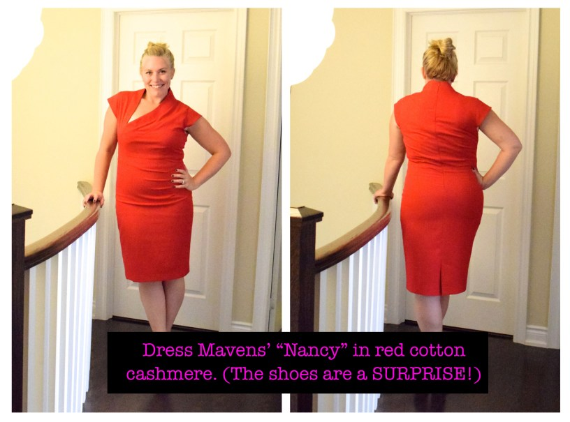 Dress Mavens Nancy