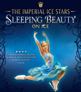 Sleeping Beauty on Ice in Toronto