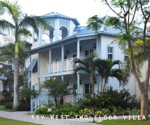Key West villa - Beaches Turks and Caicos